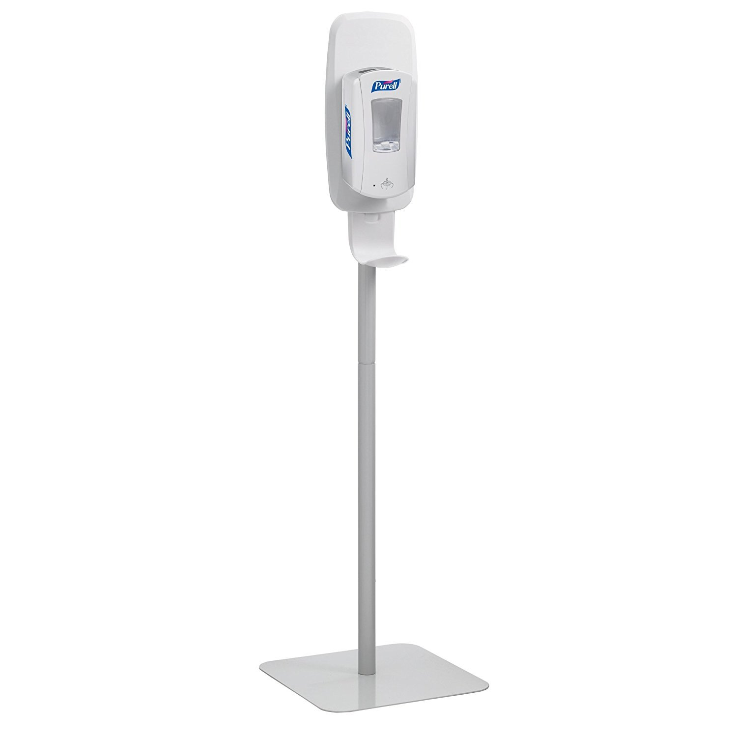 PURELL KLybeg 2424-DS TFX White Touch Free Floor Stand, 2 Units by Purell