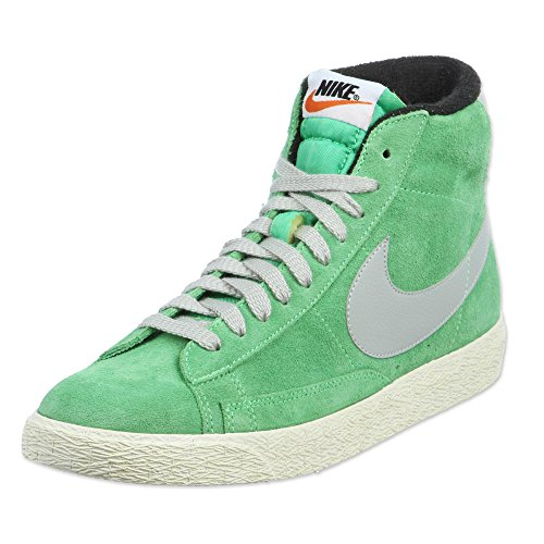 Zapatillas Nike Blazer Mid Vintage Poison De Ante Verdes, Talla 36