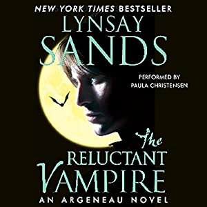 The Reluctant Vampire Audiobook