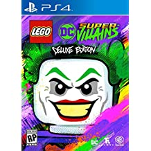 Lego DC Super-Villains Deluxe - Collector's Limited Edition - PlayStation 4