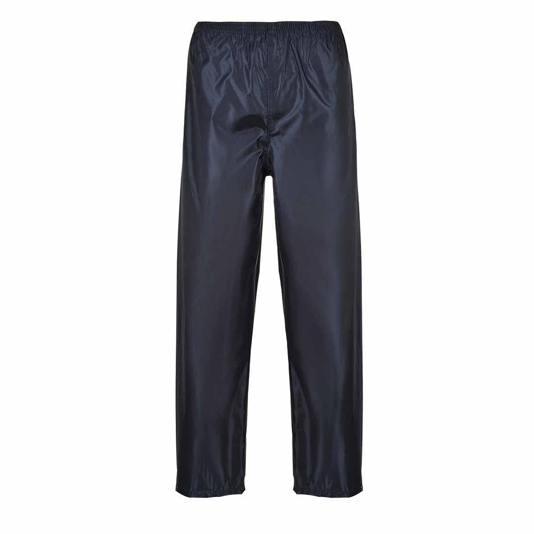 Portwest Classic rain trouser (S441) Black 2XL H-RALA2015-PW167BLAC2XL
