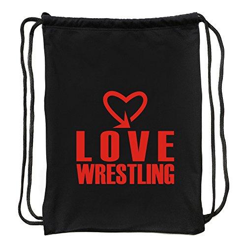 Eddany Love Wrestling cool style Sport Bag by Eddany