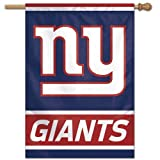 Cheap NFL New York Giants 27-by-37-Inch Vertical Flag