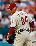 Signed Halladay, Roy (Philadelphia Phillies) 8x10 Photo autographed