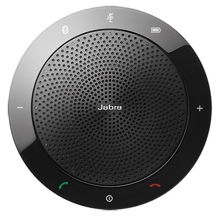 Jabra Speak 510 for Business – USB & Bluetooth Speakerphone Optimized for UC by Jabra