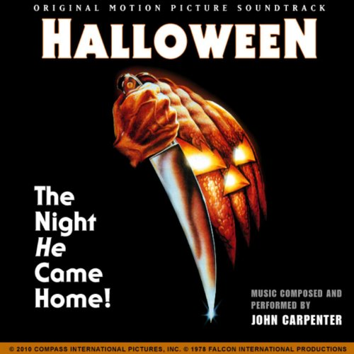 Amazon.com: Halloween Theme - Main Title: John Carpenter: MP3 ...