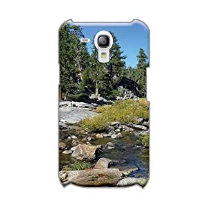 CharlesPoirier Samsung Galaxy S3 Mini Best Hard Phone Covers Support Personal Customs Colorful Rocky Stream In Yosemite Image [hao18810LNsr]
