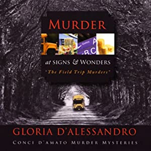 Murder at Signs and Wonders Audiobook