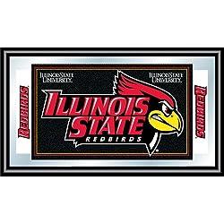 Ncaa Illinois State University Framed Logo Mirror