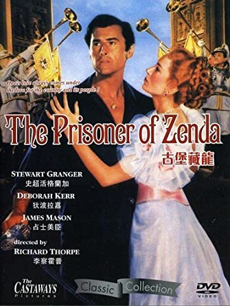 The prisoner of zenda (1937).