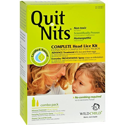 Hylands Homeopathic Wild Child Quit Nit Kit Ct