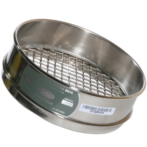 Advantech Stainless Steel Test Sieves, 8