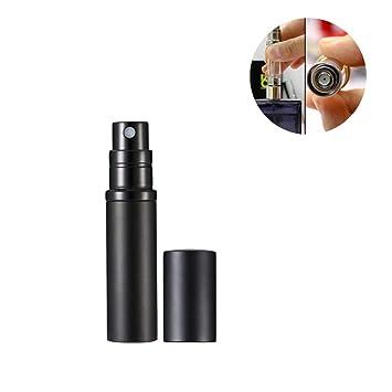 Amazon.com: Botella de perfume recargable para viajes ...