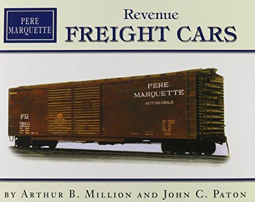 Pere Marquette Railway - Pere Marquette Freight Cars