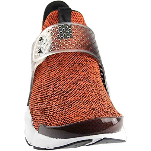 NIKE Sock Dart SE Men s Running Shoes Terra Orange White-Black-White 911404- 801 2c8907c5ce
