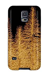 Cute Tpu Holiday Christmas Case Cover For Galaxy S5