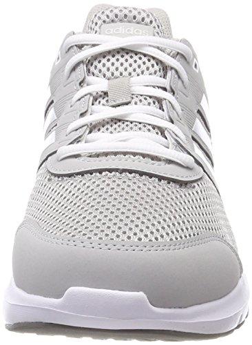 adidas Damen Duramo Lite 2.0 Laufschuhe Grau (Grey Two F17/ftwr White)