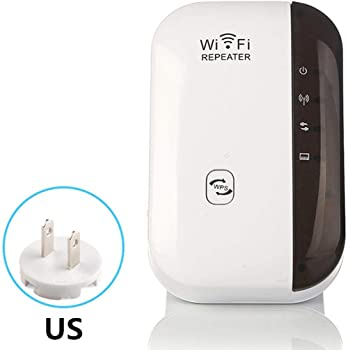Lazinem 300Mbps Internet WiFi Range Extender