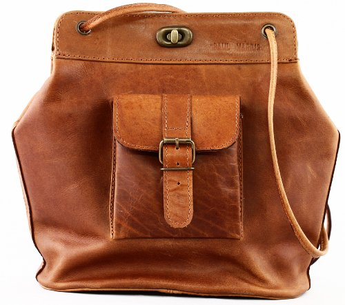Leather Le1950 Bag Inspired position Vintage Multi Paul Marius 50s 5qfqzwS