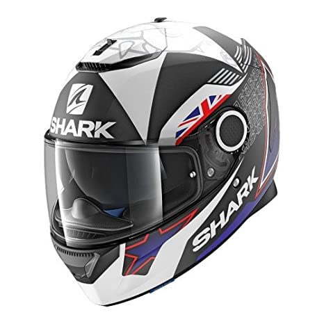 Casco de moto Shark Spartan Redding KBW