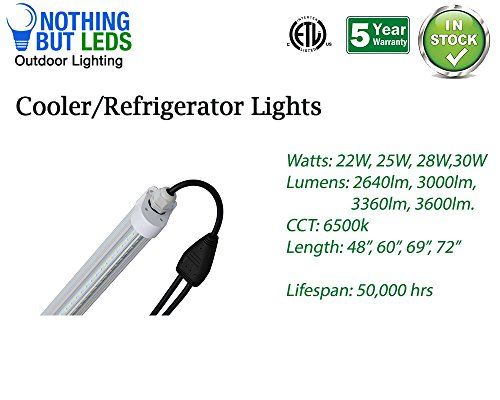 Led Refrigerated Display Case Lighting in Florida - 3