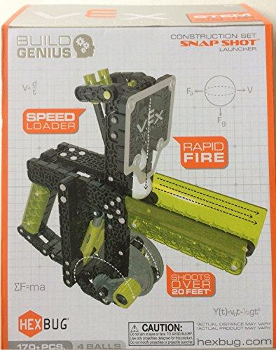 VEX Robotics (Hexbug) construction set Snap Shot (Vex Set)