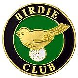 PinMart's Birdie Club Golf Golfing Enamel Lapel Pin