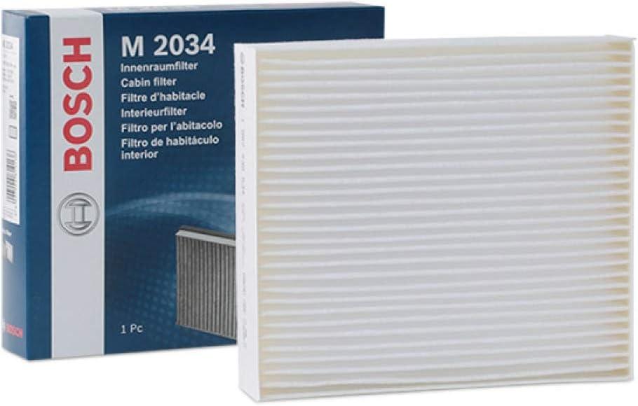 Bosch 1 987 432 034 filtro de ventilaci/ón del habit/áculo