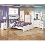 Lulu Youth Bedroom Set (Panel Bed) (Full) by Ashley Furniture
