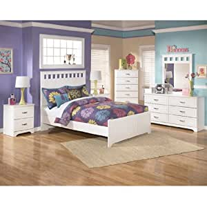 Lulu Youth Bedroom Set Panel Bed Full By Ashley Furniture
