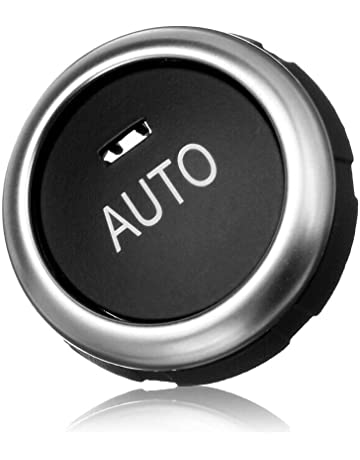 anne210 A//C Air Conditioning Control Switch Knob Button,Control Knobs Dials Heater A//C Or Fan Replacement Full Air Conditioner for Tundra 2000-2006