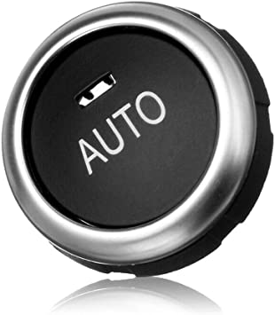 for BMW 5-7 Series X5 X6 F10 F01 A//C Autos Rotation Knob Button Temperature Adjustment Switch