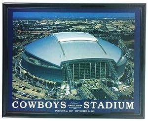 Football Dallas Cowboys Stadium Framed Print Wall Art F7550A