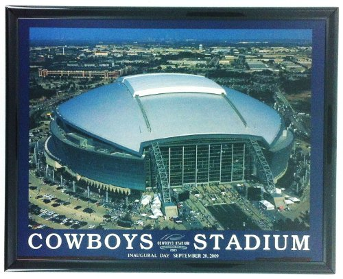 Compare price to cowboy framed for Dallas cowboys stadium wall mural