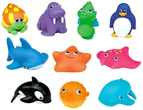 Munchkin Ocean Squirts Bath Toy Set
