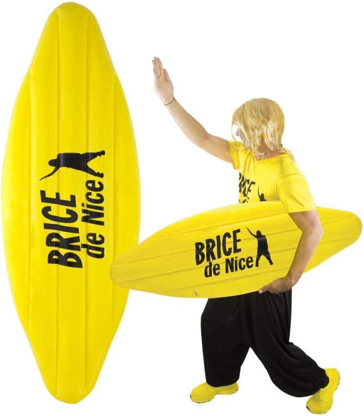 P'TIT Clown - 84948 -Tabla de Surf Hinchable Brice De Nice–Talla única