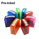 Reliancer Colorful Self-Inking Motivation School
