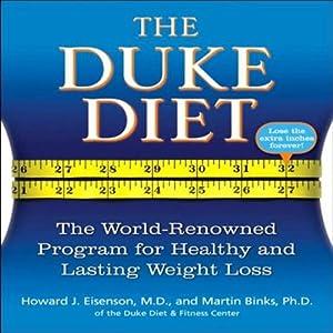 The Duke Diet Audiobook