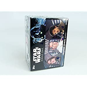 Review: Rogue One Topps Blaster Box Review
