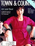 Town & Country 1999 January - Tiffany Dubin of Sotheby's