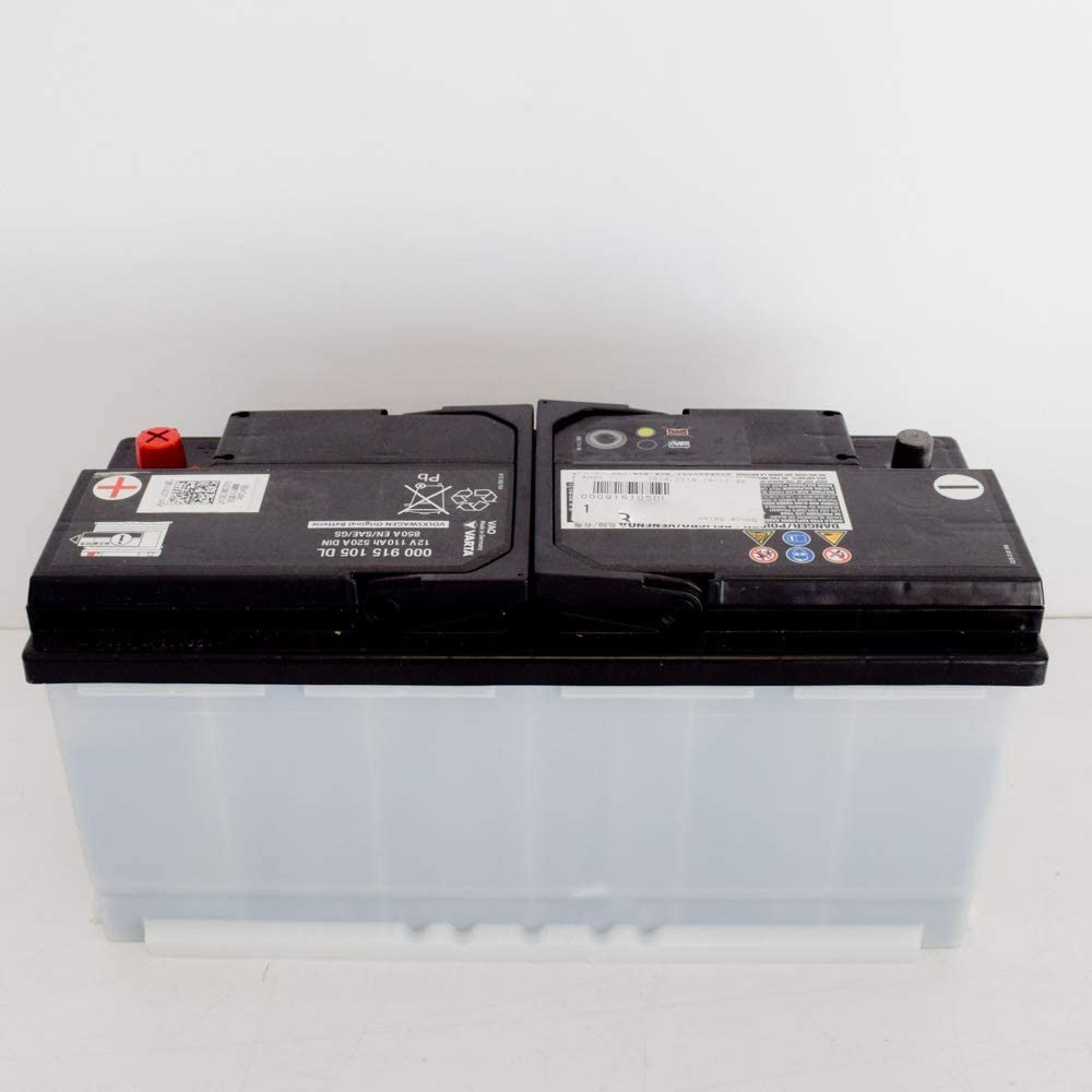 : Lead Calcium Batterie 000915105DL 12V 110Ah 520A