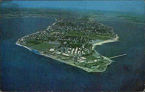Rodman Job Corps Center - Clarks Point New Bedford, Massachusetts Original Vintage Postcard ()