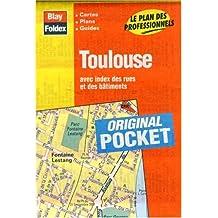 Pocket Plan Toulouse