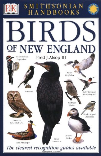 Smithsonian Handbooks: Birds of New England - Book  of the Smithsonian Handbooks