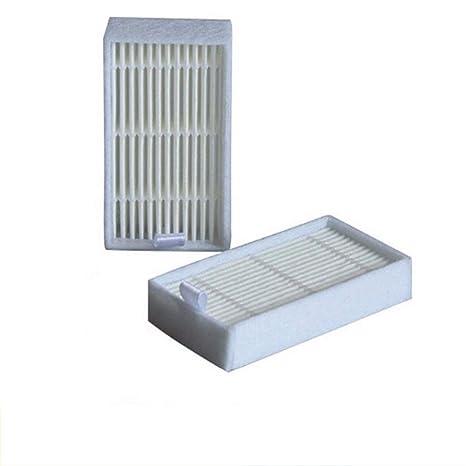 lanlan filtro HEPA para aspiradora Element F š ¹ r CHUWI ilife V1/V3/V3 +/V5/V5S ilife V5 Pro/X5 kehr Robot aspiradora piezas: Amazon.es: Hogar