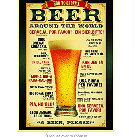 addthigne Pegatinas De Pared Cóctel Cerveza Bar Ktv Vintage ...