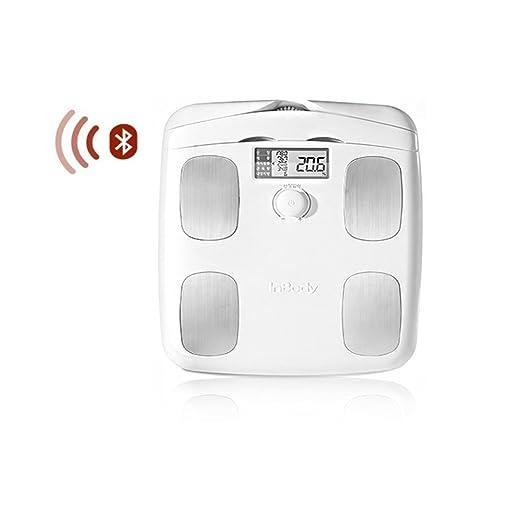 Inbody Dial H20b Body Fat Composition Analyzer Digital Bluetooth Scale