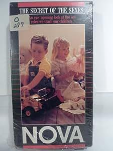 Nova:  The Secret of the Sexes [VHS]