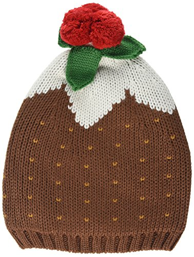 Brown Christmas Pudding Brown Knitted Hat Brown Rr5zwrqxx In Raid