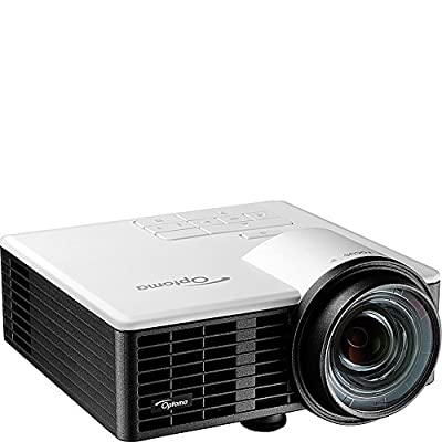 Optoma Lumen 3D Ready Portable DLP LED Projector with MHL Enabled HDMI Port